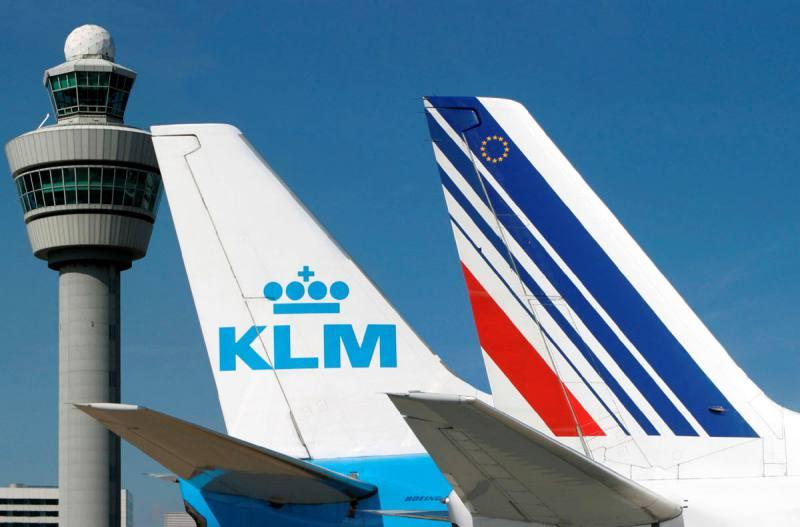 Air France-KLM pierde 6.078 millones y anticipa un cuarto trimestre
