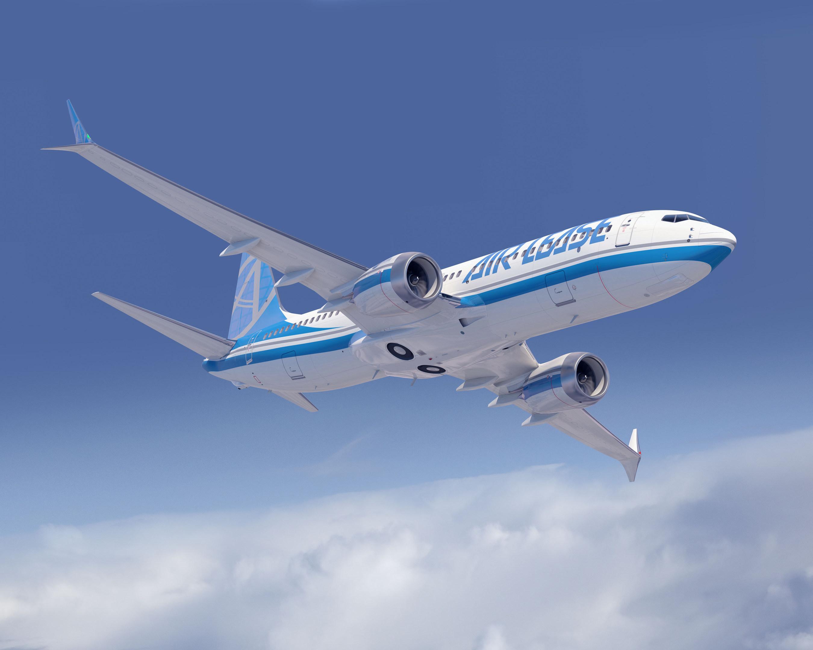 Resultado de imagen para air lease corporation Boeing 737 max