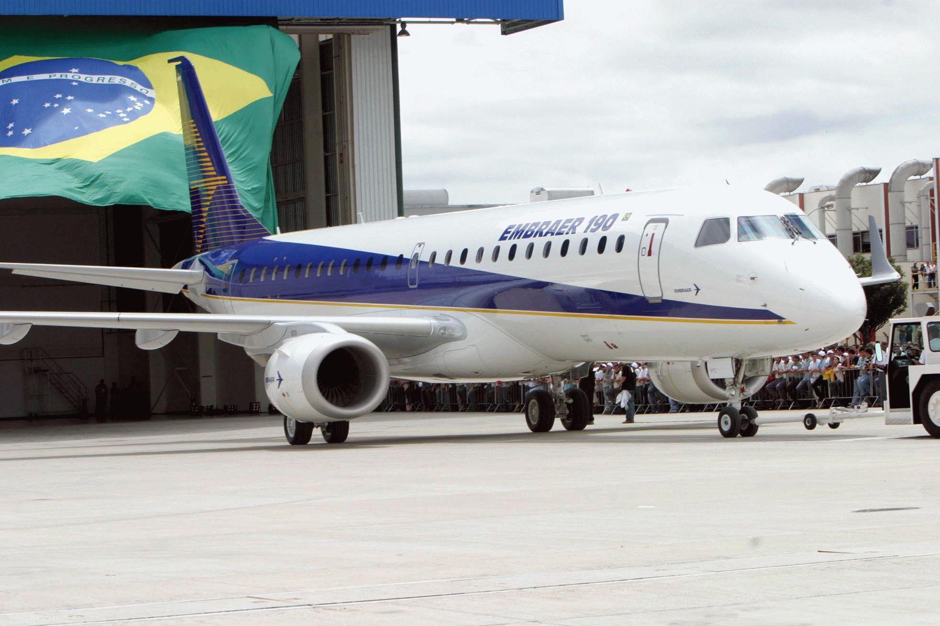 Tribunal brasileño frena la alianza entre Embraer y Boeing