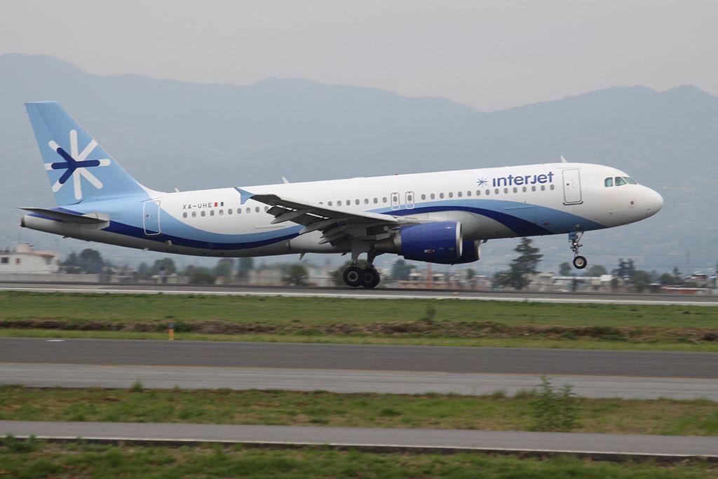Lanza Interjet rutas Monterrey-Los Ángeles y Cancún-Miami - Aviación 21