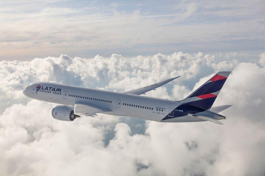 LATAM anuncia nuevos acuerdos de código compartido con Delta