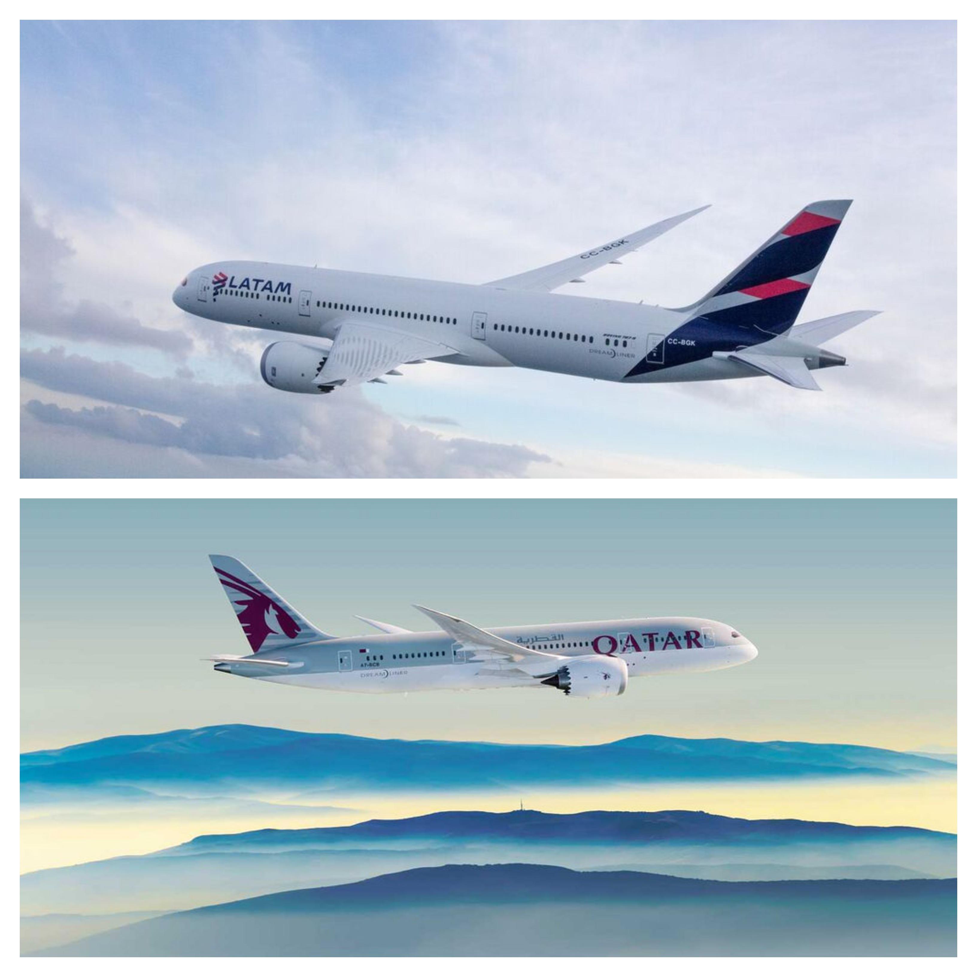 Aerolíneas, vuelos y negocio: Qatar Airways quiere subir participación en Latam