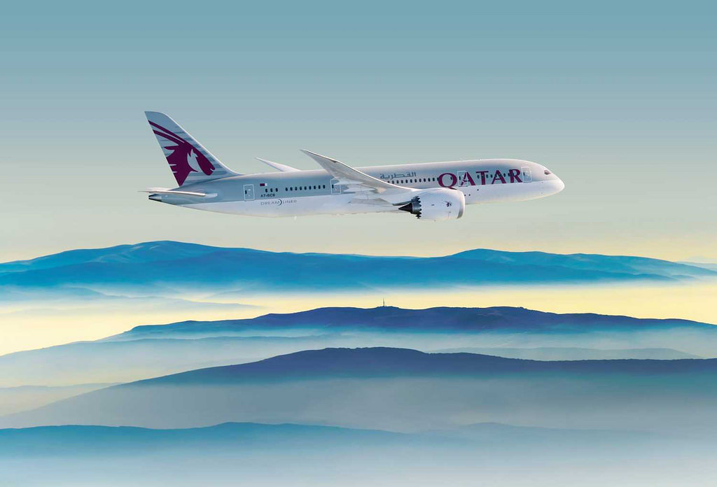 Qatar airways e iberia expanden c digo compartido for Oficina qatar airways madrid