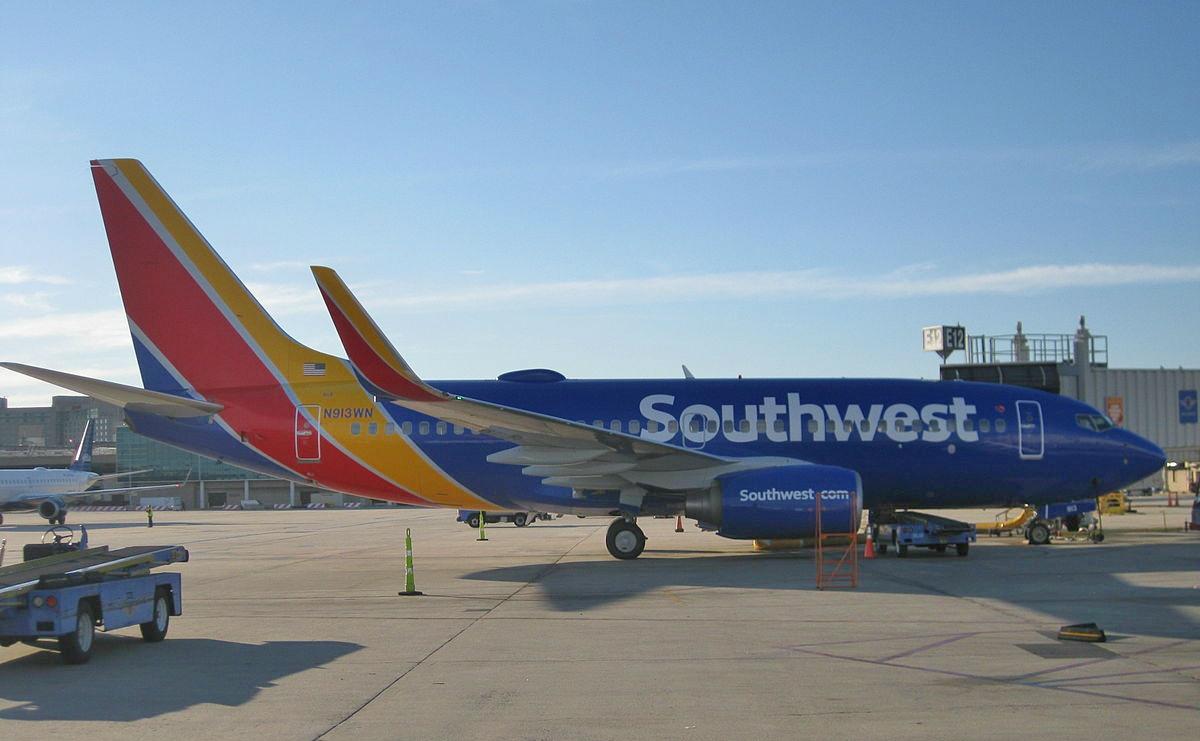 Otro avión de Southwest aterriza de emergencia por una ventana rota