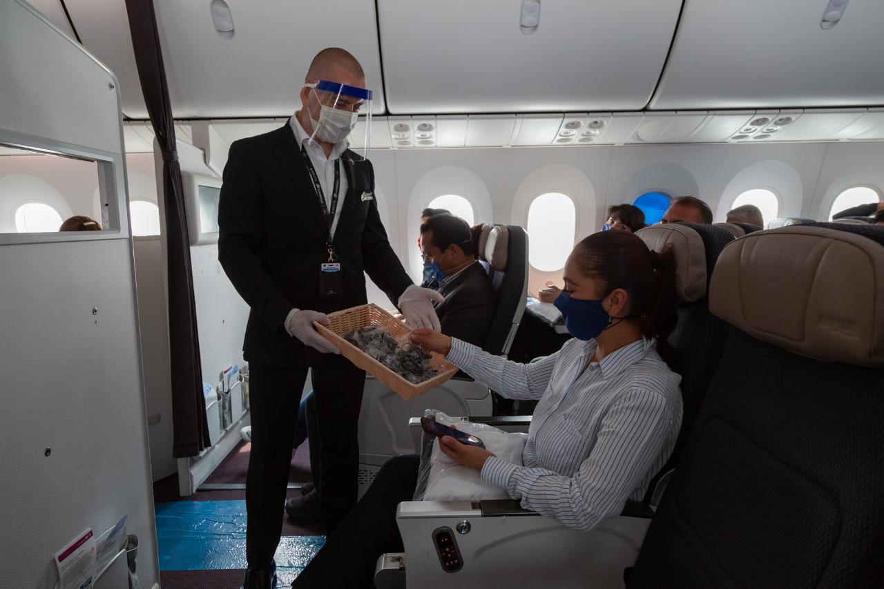 Aplica Aeroméxico más de 19 mil revisiones médicas vs covid   Aviación 21