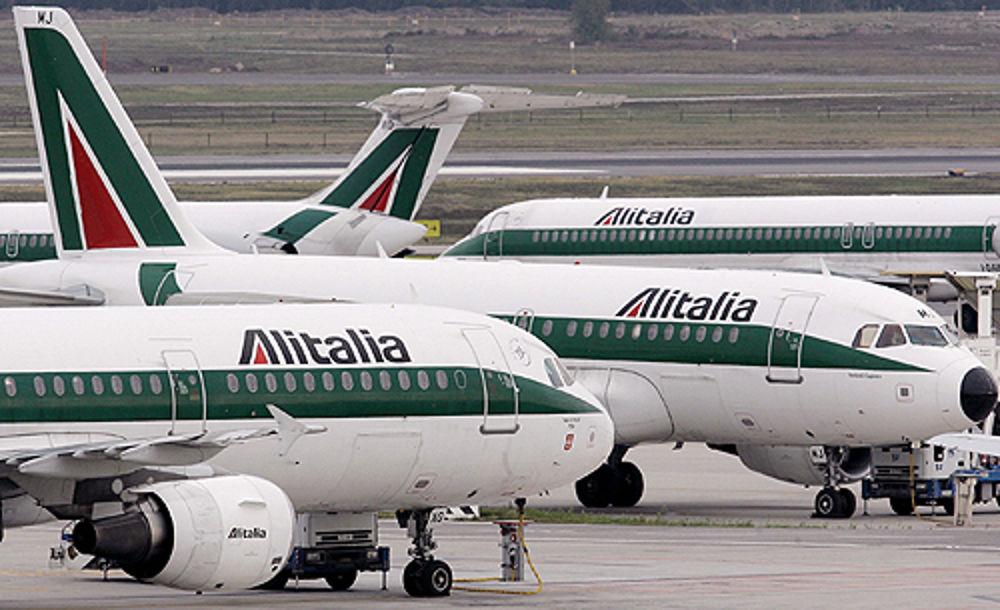 Alitalia multiplicará sus vuelos a partir de junio