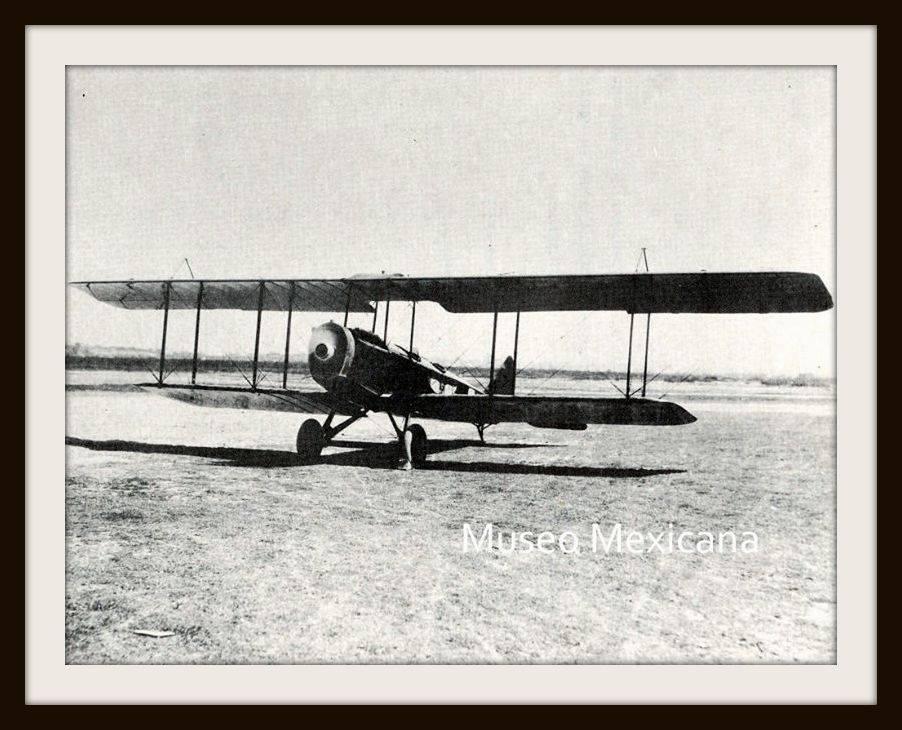 Primer avión de Mexicana de Aviación